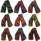 Hippy Hippie Boho Festival Flared Wide Leg Tie Dye Baggy Casual Pants Trousers