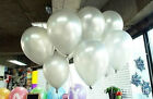 100pcs 10 inch colorful Pearl Latex Thickening Wedding Party Birthday Balloon