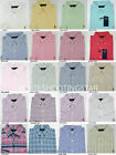 NWT LOT of 3 Three Polo Ralph Lauren Men's Oxford Sport Shirt STANDARD FIT