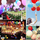 "100pcs 10"" wholesale Latex Helium Ballons Wedding Party Birthday Decoration ABC"