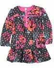 Deux par Deux Girls' Blouse Poppy Love, Sizes 7-12