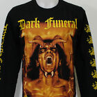 DARK FUNERAL Attera Totus Sanctus Long Sleeve T-Shirt New Size S M L XL 2XL 3XL