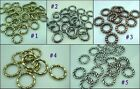 20 - 50- 100 pieces/lot DIY Acrylic jewelry Scarf Rings Pendants Accessory