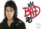 Michael Jackson Poster Print Quote Famous Picture Wall Art Canvas BAD All Sizes
