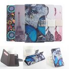"Luxury Printing Painted Stand Flip Leather Case Cover For 5"" DOOGEE X5 Cellphone"