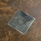 6 inch Square Shower Drain 6