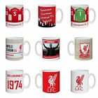Personalised Official LIVERPOOL Football Club Mugs Gift Ideas for Fans Souvenirs