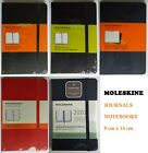 MOLESKINE NOTEBOOK JOURNAL DIARY PLANNER - Various - 2016 2017 POCKET 9cm x 14cm