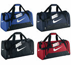 Nike Brasilia 6 Duffle Bag Team Training Sports Holdall Gym Travel Kit Medium