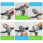 Bike Bicycle Phone Mobile Cell Phone Holder Mount & Power Bank Charger Orange