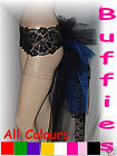 Tutu Moulin Rouge Burlesque Belt Sizes 6-24 Loads Of Colours! Gothic Bustle