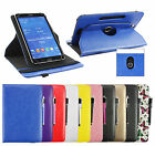 Universal Stylish ( 7- 8 inch) 360° Rotating Wallet Case Cover & Stylus Pen
