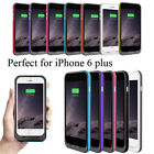 Fochutech 6800mAh Power bank case pack backup battery Charger for iPhone 6 plus