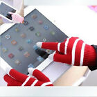 Hot Sale  Winter Men Women Touch Screen Glove Texting Capacitive Smartphone Knit