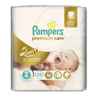 Pampers Premium Care Mini Gr.2  3-6 kg 22-396 Windeln Sparpack Monatsbox