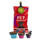 DEXAS Popware Collapsible KLIPSCOOP Pet Food Storage Clip Scoop 1 Cup 8oz