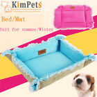 Hot Washable Pet Dog Cat Bed Puppy Cushion House Pet Soft Kennel Mat Dual Use