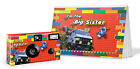 I'm The Big Sister Gift-Disposable Camera & Album-LEGO BLOCKS-personalize-gift