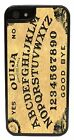 Ouija Board Spooky Horror Ghosts , Black Rubber Case for iPhone / Galax y/ Note