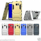 Outer Box Slim Hard Shock Proof Non Slip TPU Hard Case Cover with Kickstand