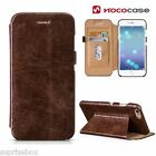 Kyпить Real Genuine Leather Flip Wallet Slim Case Cover For New Apple iPhone 6 Plus на еВаy.соm