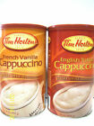 3pc Tim Hortons Instant Cappuccino Drink Mix ... 2 Choices