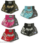 Sandee  'UNBREAKABLE' Muay Thai Boxing Shorts - Kids- Adult sizes in all colours
