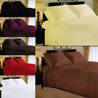 Simple Elegant Egyptian Stripe Fitted Sheets & Pillow Cover Single, Double, King