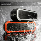 10W Waterproof Portable 4.0 Mic Suction LED Mini Bluetooth Wireless Speakers