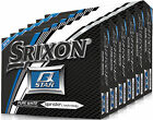 2017 2018 NEW SRIXON Q-STAR 6 DOZEN GOLF BALLS CHOOSE WHITE OR YELLOW