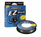 Spiderwire EZ Braid Moss Green Spinning / Saltwater Fishing - 300yds - All Sizes