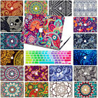 "Ethnic Pattern Print Hard Case Cover for Macbook Pro 13""15""Retina 12"" Air 13""11"""