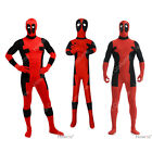 Maxhoc Deadpool Costume for Adults and Kids