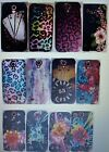 Samsung Galaxy S4 i9500 ~ Snap-on Case Hard Cover ~ Multiple Designs ~ FAST SHIP