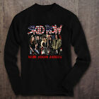 SKID ROW Rock Band Long Sleeve (Hoodie Available)