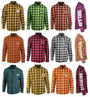 NFL WORDMARK FLANNEL Team Logo Long Sleeve Shirt Officially Licensed NWT on eBay