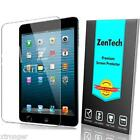 Tempered Glass Screen Protector Guard for Apple iPad 4 3 2 & Mini & Air + Stylus