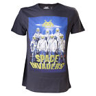 Space Invaders - T-Shirt Astronauts - En licence officielle !
