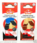 """NEW (x2 Pair) 30"""" or 36"""" Kiwi Casual Cord Shoe Laces Shoelaces Black or Brown"""