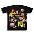 WWE COLLAGE T SHIRT FEATURING JOHN CENA