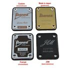 Ibanez Tribute Guitar Neck Plate - Engraved in your choice of 8 colors