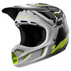 Fox MX 2016 V4 Carbon Helmet - KROMA A1 Limited Motocross Race MIPS Offroad