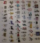 BUY 5/GET 10 FREE!  Hobbies/Crafts/Shopping Floating Charms for Glass Lockets US image