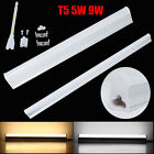 1/2/4x T5 5W 9W SMD LED Fluorescent Tube Light Bar Lamp Replacement Bulb Fixture