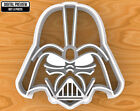 Darth Vader Star Wars Cookie Fondant Cutter, Selectable sizes
