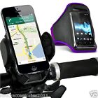 Bicycle Accessory Pack Bike Holder Cradle?Gym Sports Armband Case Pouch Cover