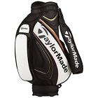 "2016 TAYLORMADE GOLF MENS TOUR STAFF BAG - NEW CARRY TOUR PREFERRED TP 9.5"" TOP"