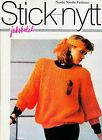 VINTAGE KNITTING BOOK STICKNYTT JACOBSDALS NORDIC KNEEDLE FASHIONS VG++