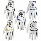 FOOTJOY JUNIOR GOLF GLOVE LEFT HAND - NEW LEATHER WHITE KIDS YOUTH SIZES FJ LOGO