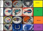 KIDS Tie Dye NFL shirt AFC - CHIEFS BRONCOS RAIDER CHARGER STEELER RAVENS BENGAL